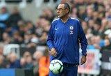 """M.Sarri apie """"Chelsea"""" vasaros planus: """"Mums reikia vieno arba dviejų naujų futbolininkų"""""""