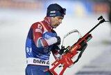 Pasaulio biatlono taurėje – netikėta latvio sėkmė, solidus O.E.Bjoerndaleno sugrįžimas ir blogiausias T.Kaukėno sezono rezultatas
