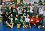 """""""Granito"""" rankininkai pergalingai pradėjo Baltijos lygos ketvirtfinalį"""