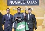 LFF rinkimai: E.Šetkus tapo geriausiu 2019m. Lietuvos futbolininku, V.Čeburinas trečius metus iš eilės nuskynė apdovanojimą, išrinktas ir gražiausias įvartis