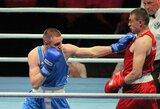 Bokso turnyre Baltarusijoje trys lietuviai pateko į finalus