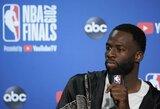 """""""Warriors"""" turi finalo rezultato 1 – 3 patirties: """"Kodėl nesukūrus savo istorijos?"""""""