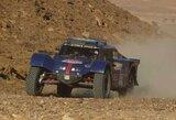 "G.Petrus ir A.Bilotaitė tęsia ""Africa Eco Race"" ralį"