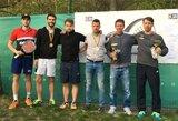 Padelio tenisininkai atidarė naują vasaros sezoną