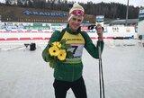 """V.Strolia: """"Geriau medinis medalis nei jokio"""""""