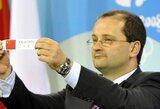 """FIBA generalinis sekretorius ramina – """"Žalgiris"""" gali atsikvėpti"""