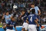 """""""Inter"""" klubas nusileido """"Lazio"""" ekipai   (kiti rezultatai)"""