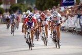 Lietuvos dviratininkės pirmąjį prestižinių lenktynių etapą baigė kartu su pagrindine grupe (+ kiti lietuvių rezultatai)
