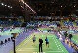 Lietuvos moterų badmintono rinktinė nesukūrė stebuklo prieš ruses