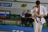 R.Petkui iki Europos jaunių dziudo čempionato bronzos pritrūko tik vienos pergalės