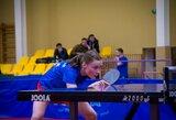 Stalo tenisininkė K.Riliškytė 10 pajėgiausių Europos jaunučių žaidėjų turnyre iškovojo keturias pergales