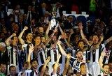 """1 iš 3: Italijos taurės finale """"Juventus"""" nukovė M.Adamonio ekipą"""