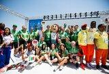 Neapolyje iškelta Lietuvos vėliava, Universiadoje startuos 41-as šalies sportininkas