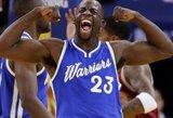 """Pastarąją savaitę puikiai rungtyniavę """"Nets"""" ir """"Warriors"""" atstovai sulaukė įvertinimo"""