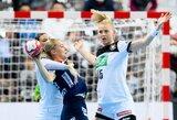 Pasaulio moterų rankinio čempionate paaiškėjo pusfinalio poros