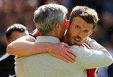 """M.Carrickas paneigė gandus, jog """"Manchester United"""" žaidėjams nerūpi komandos rezultatai"""