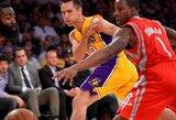 S.Nashas pakilo į trečiąją poziciją tarp daugiausiai rezultatyvių perdavimų NBA istorijoje atlikusių krepšininkų