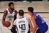 """""""Clippers"""" žvaigždės užtikrino komandai antrąją vietą Vakaruose"""