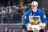 Įspūdinga: 18-metis suomis iškovojo trečią pasaulio čempionatų medalį per 13 mėnesių