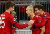 """Paskutinį kartą """"Bayern"""" marškinėlius apsivilksiantis A.Robbenas: """"Jau tris kartus sužaidžiau šias rungtynes apie tai galvodamas"""""""