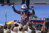 """S.Vettelis apie M.Webberio lenkimą: """"Padariau labai didelę klaidą"""""""