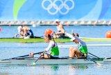 Geriausiais pasaulio irkluotojais pripažinti tie, su kuriais Rio rimtai kovėsi lietuviai