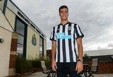 """Oficialu: """"Borussia"""" į """"Premier"""" lygą sugrįžusiems """"Newcastle"""" paskolino gynėją"""
