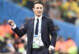 Kroatija atleido rinktinės trenerį