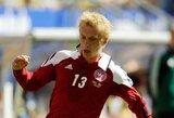 """""""Evian"""" išpirko """"Benfica"""" klubui priklausiusį D.Wassą"""