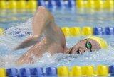 SELL studentų žaidynėse Lietuvos plaukikai penktadienį iškovojo penkis aukso medalius