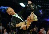 Lietuvos šokėjams - 8 poros medalių iš tarptautinių varžybų