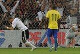 Pasaulio čempionato pusfinalis: Brazilija – Vokietija
