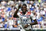"""Pergalę iškovoję """"Lyon"""" futbolininkai užtikrintai startavo Prancūzijos pirmenybėse (atnaujinta)"""
