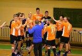 """""""VHC Šviesa"""" Baltijos lygoje iškovojo dar vieną pergalę, """"Granitui-Kariui"""" tašką išplėšė fantastiškai žaidęs P.Šarkauskas"""