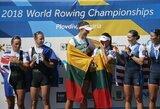 Lietuva teiks paraišką rengti pasaulio irklavimo čempionatą