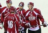 """Rygos """"Dinamo"""" naujuosius metus pradėjo pralaimėjimu"""