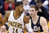 Absoliutūs NBA lyderiai pratęsė pergalių seriją
