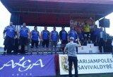 Marijampolėje surengtose tarptautinėse galiūnų varžybose lietuviai aplenkė Čempionų lygos lyderį
