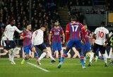 """R.Firmino 85-ąją minutę pelnytas įvartis padovanojo """"Liverpool"""" pergalę prieš """"Crystal Palace"""""""