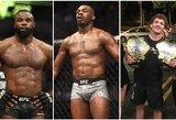 """""""UFC 235"""" pristatymas ir prognozės: J.Joneso ir T.Woodley titulinės kovos, Latvijos žvaigždės pasirodymas ir laukiamiausias UFC naujoko debiutas"""