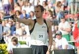 J.Kinderiui finaliniame pasaulio šiuolaikinės penkiakovės taurės etape nepavyko iškovoti medalio