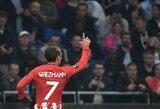 Du A.Griezmanno įvarčiai Europos lygos finale pateko į futbolo istoriją