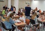 Pasaulio šaškių taurės etape Izraelyje L.Adlytė – 12-a