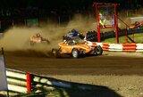 Paskelbta detali Europos autokroso čempionato etapo Lietuvoje dienotvarkė