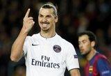 """Z.Ibrahimovičius buvo sulaukęs pasiūlymo iš """"Milan"""": """"Tai yra pats geriausias klubas, kokiame esu žaidęs"""""""