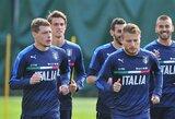 Italijos futbolo Renesansas: tiek daug rezultatyvių futbolininkų šalis neturėjo jau 20 metų