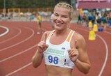 Lietuvos lengvosios atletikos rinktinė Baltijos šalių čempionate – antra, M.Morauskaitė ir D.Zagainova puikiai pasirodė Ispanijoje