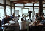V.Urbonas pristatė idėjas LFF trenerių tarybai