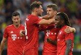 """6 įvarčius varžovams atseikėjęs """"Bayern"""" su trenksmu žengė į """"Audi Cup"""" turnyro finalą"""