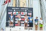 Pasaulio orientavimosi sporto kalnų dviračiais čempionate – pirmasis lietuvių podiumas